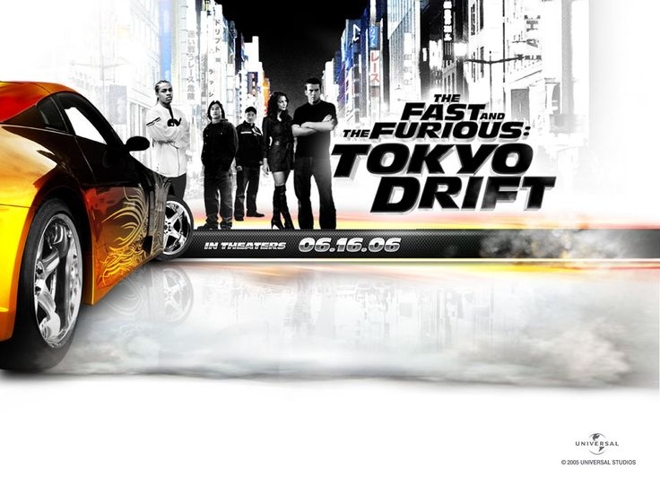 Tokyo Drift: Film, Car, Tokyo Drift, Watch, Favorite Movies, Fast And Furious, Furious Movies