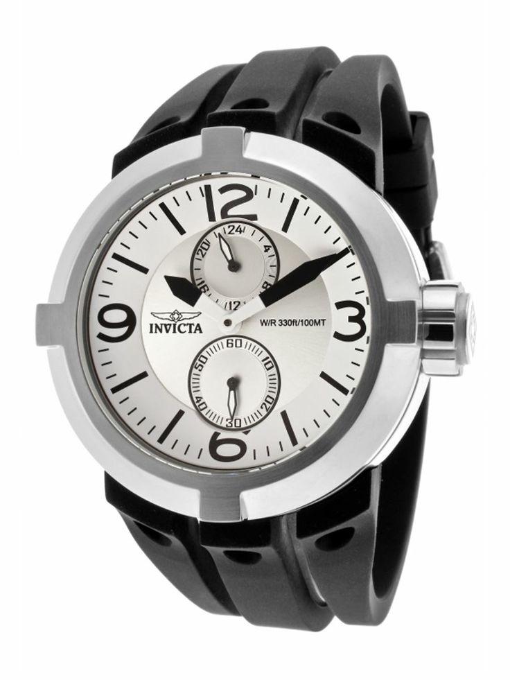 Mükemmel bir invicta marka kol saati ile karşınızdayız.