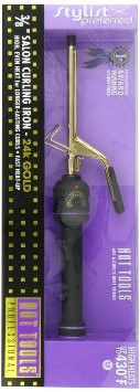 "Hot Tools Professional 1110 Curling Iron with Multi-Heat Control, Mega 1-1/4"""