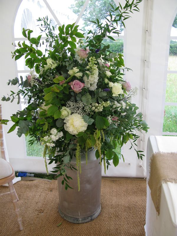 Lisa Drinkwater Flowers - Church & Venue Decoration