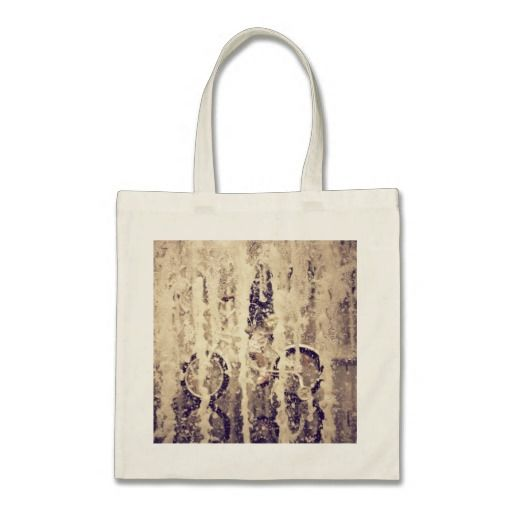 Cycling in the Rain Tote Bag, by FOMAdesign. With a slim, fashionable design, and colored handles, this tote is environmentally friendly and truly is a great value!