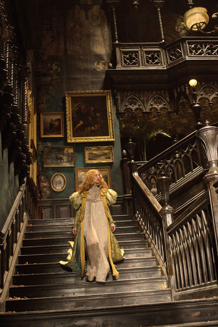 every creak a mystery | Crimson Peak in theaters 10.16.15