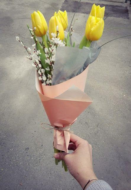 Flowers of Soul: 1 - 8 Martie