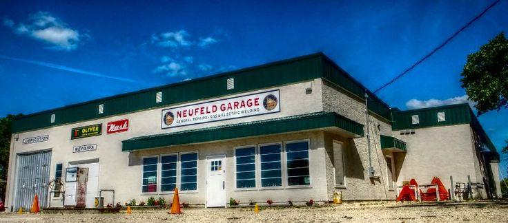 Neufeld Garage - Randolph, Manitoba
