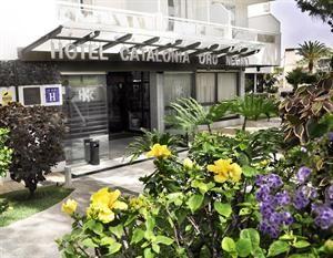 Hotel Catalonia Oro Negro  Description: Algemene beschrijving: Catalonia Oro Negro in Playa de las Americas is heeft 269 kamers verdeeld over 11 verdiepingen en bestaat uit 3 gebouwen. Het hotel ligt 800 m van het zandstrand. De...  Price: 378.00  Meer informatie  #beach #beachcheck #summer #holiday