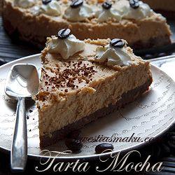 tarta mocha