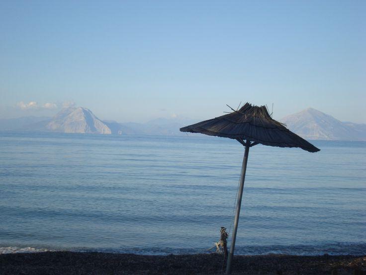 Vrahneika beach -Patras Achaias