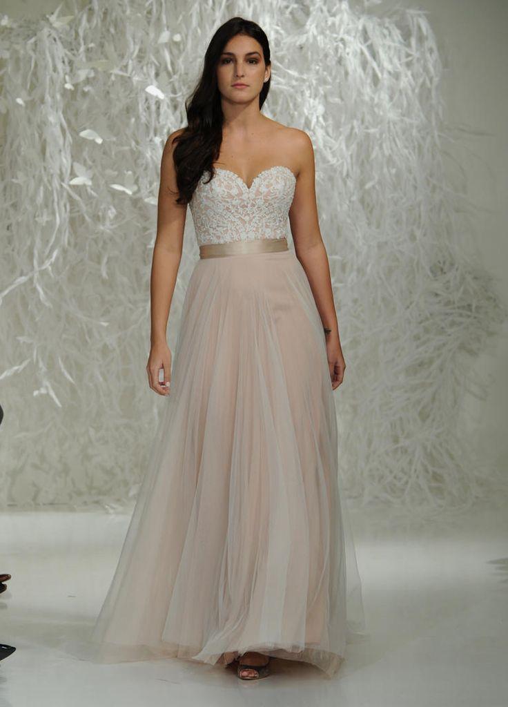 161 best Watters images on Pinterest | Short wedding gowns, Wedding ...