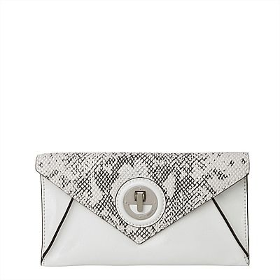 Mini Molten Envelope Clutch #mimcomuse