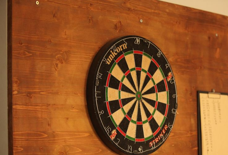 Handmade Dartboard