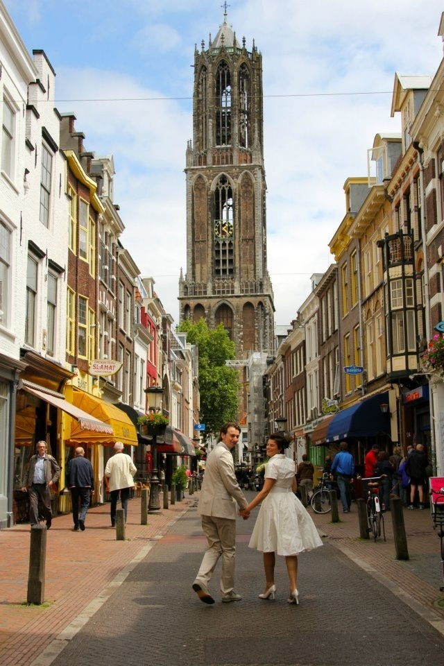 Utrecht wedding