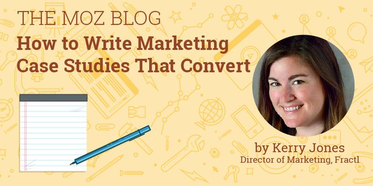 From getting client buy-in to storytelling to repurposing the content, investing in case studies can have powerful and long-lasting benefits. Learn how to craft a compelling, converting case study from the content experts at Fractl.