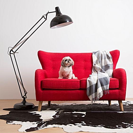 Sly Floor Lamp by Amalfi