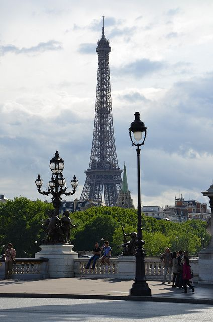 Paris is the city of love. The Eiffel Tower is just magnificent and one of the best viewing artifact in the world. Paris would be a fun and exciting place to visit.