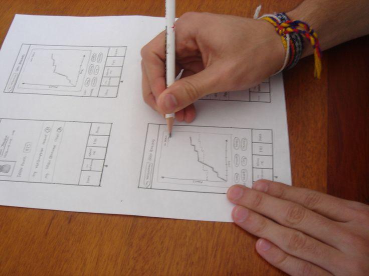 Paper in screen prototyping
