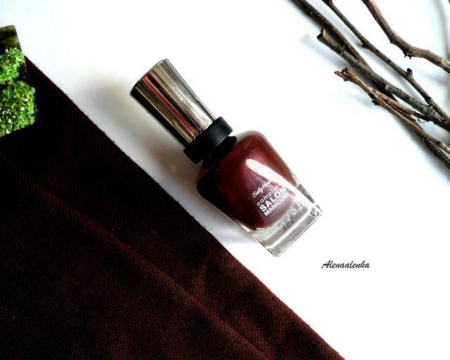 Sally Hansen Complete Salon Manicure #307 Branch Out.
