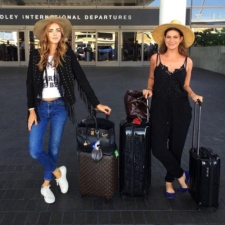 "Chiara Ferragni on Instagram: ""Ready for Croatia with my babe @rachelzeilic and @revolveclothing #TheBlondeSaladGoesToCroatia #TheBlondeSaladNeverStops #RevolveEuroTrip"""