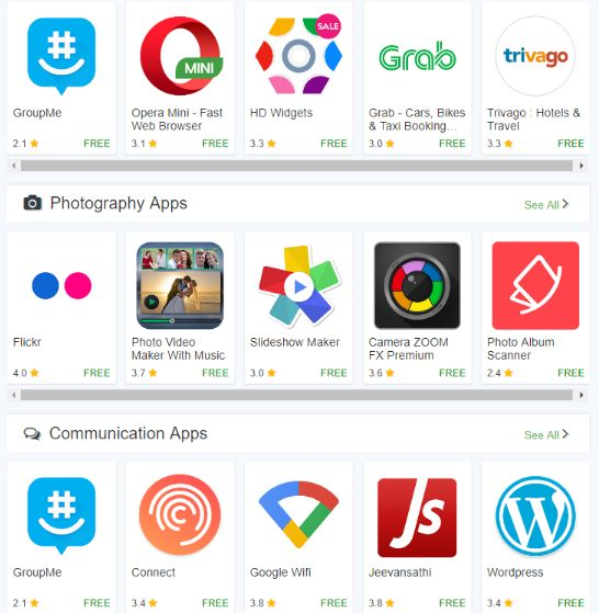 Android Apps Download - Appdodo