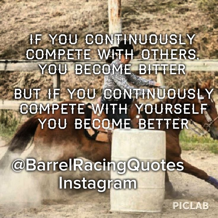 barrel racing quotes tumblr - photo #37