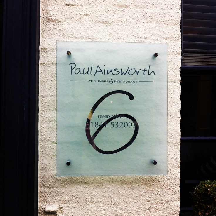 Take my whole team for a Cornwall break when I'm an NVP - we will all go to Paul Ainsworth's No.6!