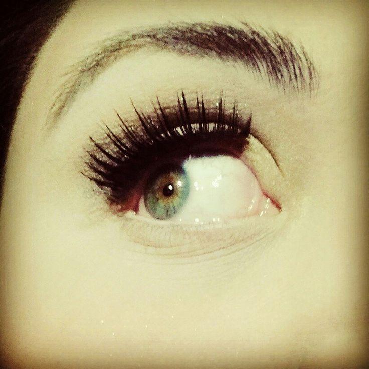 #eyes #green #moon #love