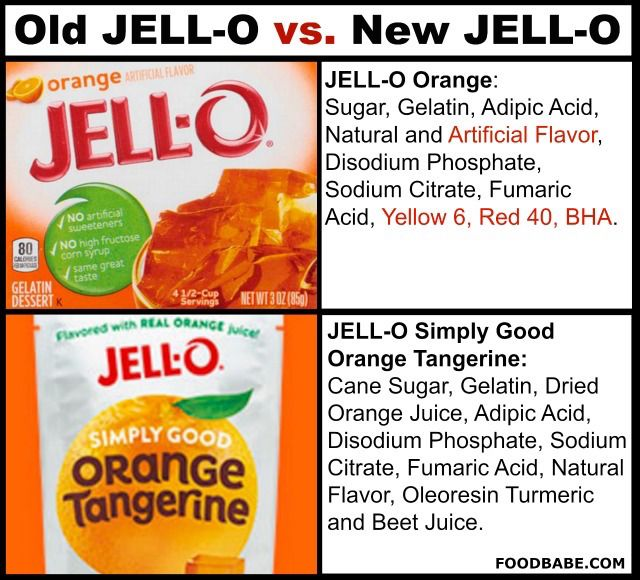 Kraft just announced a new line of JELL-O gelatins and puddings without GMO sugar, artificial food dyes or the preservative BHA…new-jell-o yes awesome!!!