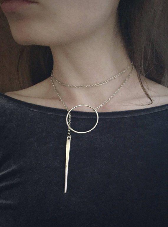 Sansa Stark Necklace Sansa Stark Necklace Game Of Thrones Jewelry Sansa Stark