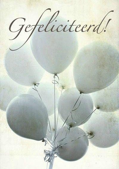 Gefeliciteerd met je verjaardag, een hele gezellige dag. Gr. Wim en Marije
