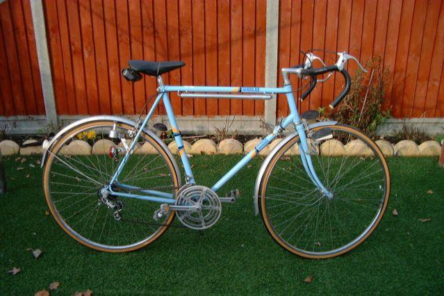 Vintage 1970s 80s Sun Solo Raleigh Racing Bike Ebay