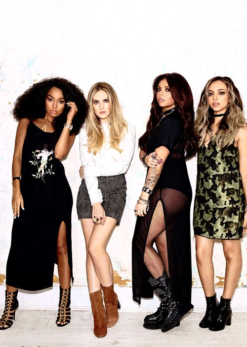 Little Mix for 'Our World'