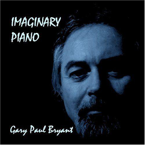 Gary Paul Bryant - Imaginary Piano, Black