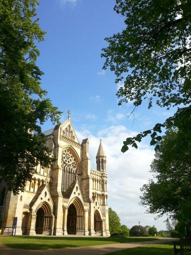 Real church in UK