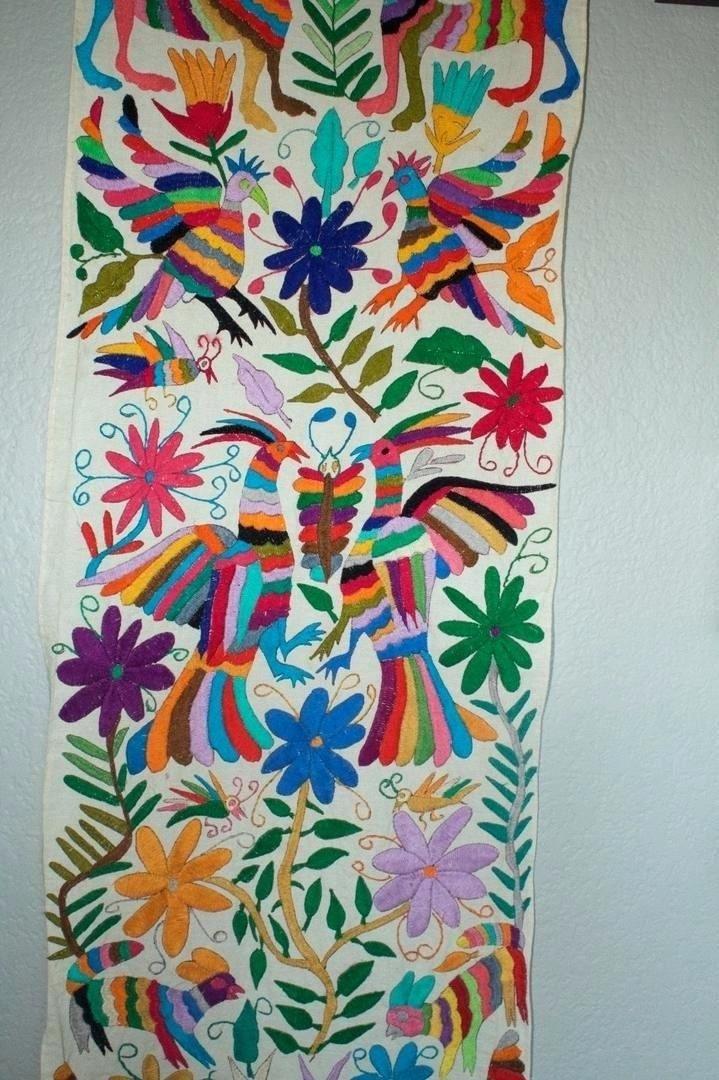 Otomi textiles handmade in mexico home interior design - Manhattan home design hyderabad address ...