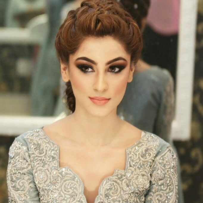 Make up by Natasha Salon in Pakistan