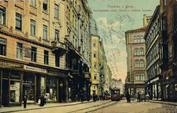 Brno - Masarykova (1908)