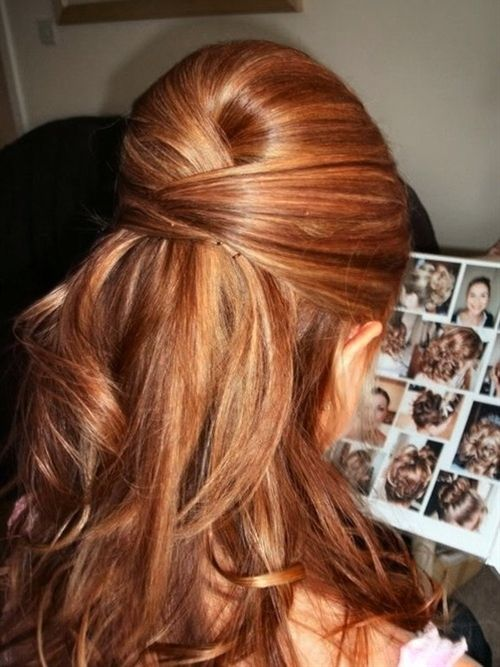classy hairstyle - Click image to find more Hair & Beauty Pinterest pins