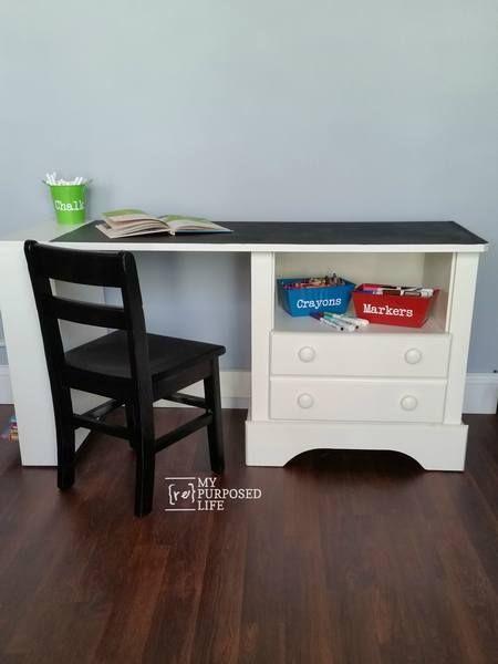 17 meilleures id es propos de vieux meubles sur for Transformer un meuble bureau
