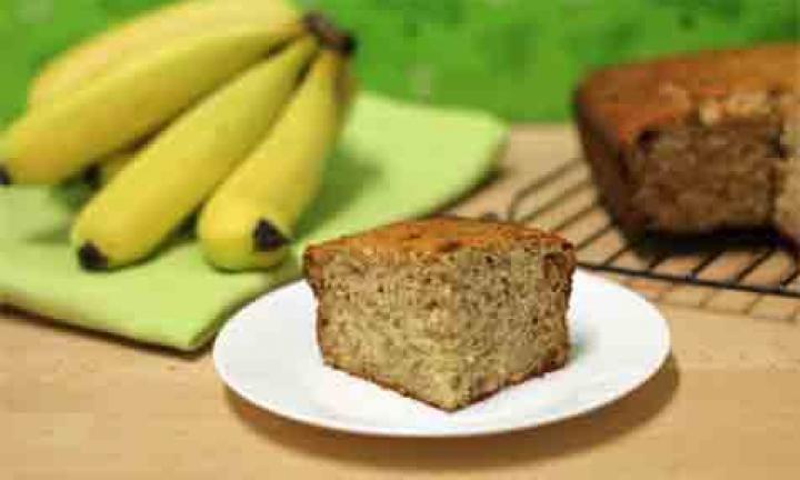 Easy banana cake - Kidspot