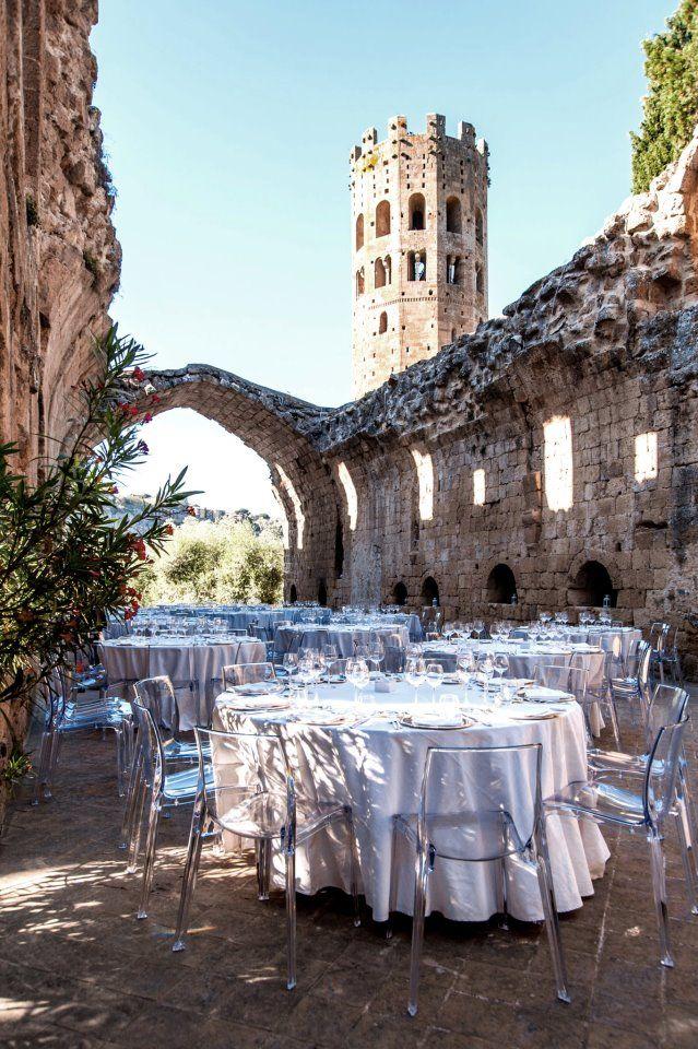 Wedding in Italy  la Badia di Orvieto in Umbria