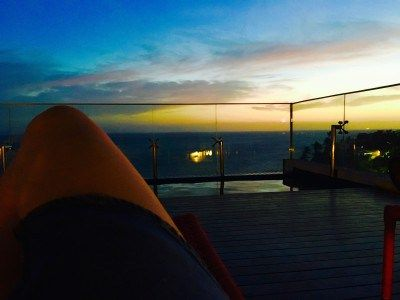 Pôr de Sol Piscina Zank Hotel_Salvador_Bahia