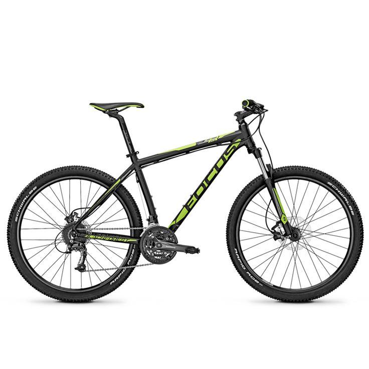 Bicis de Montaña Focus Black Forest 27R 4.0