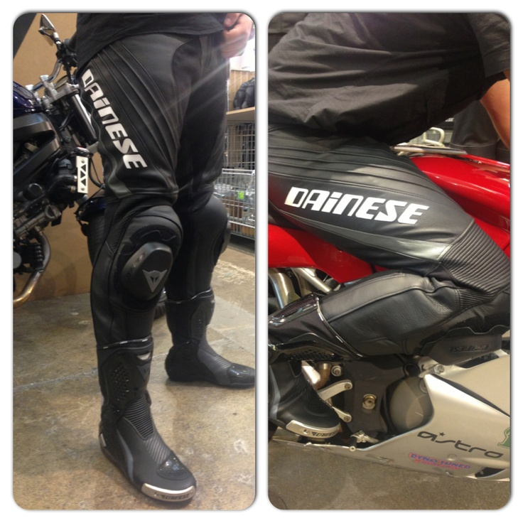 Dainese Delta Evo Leather Pants $529.95