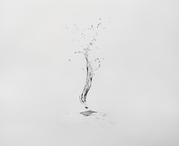 Water Sculptures by Shinichi Maruyama