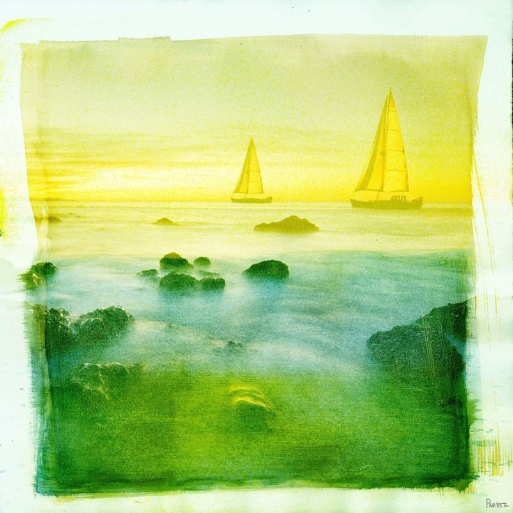 135 best Canvas Beach & Nautical Art images on Pinterest | Nautical ...
