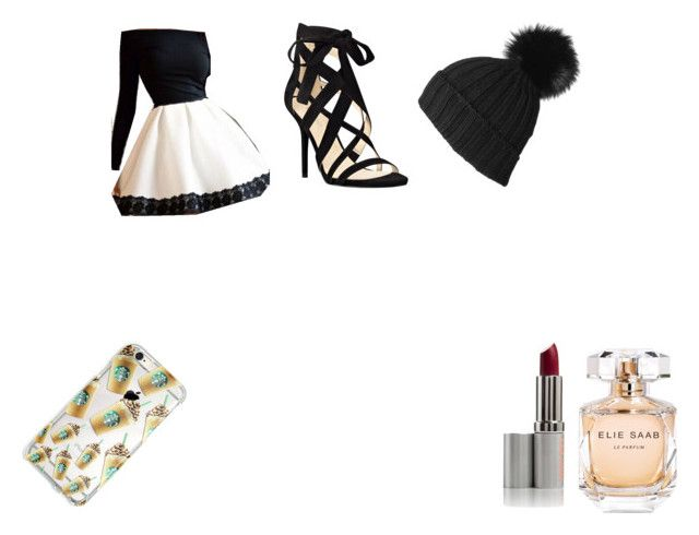 """""""Untitled #34"""" by charomg on Polyvore featuring Elie Saab and Nine West"""