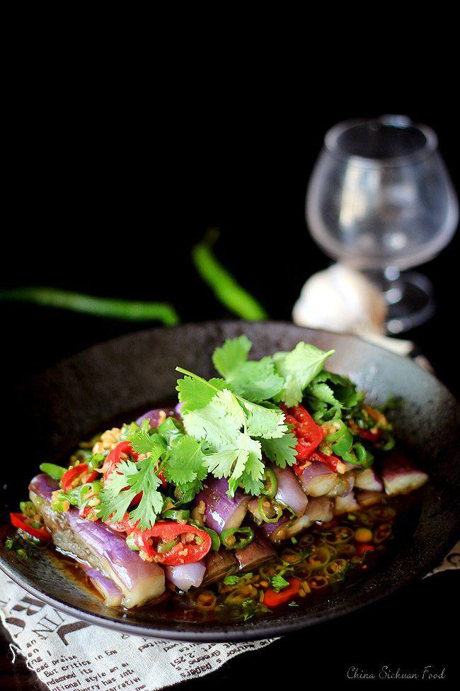 chinese eggplant salad salad slueth salad spicy salad food vegan salad ...
