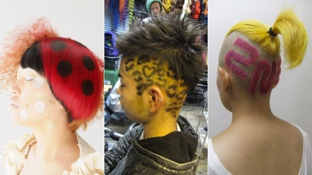 Peinados( cortes y color)