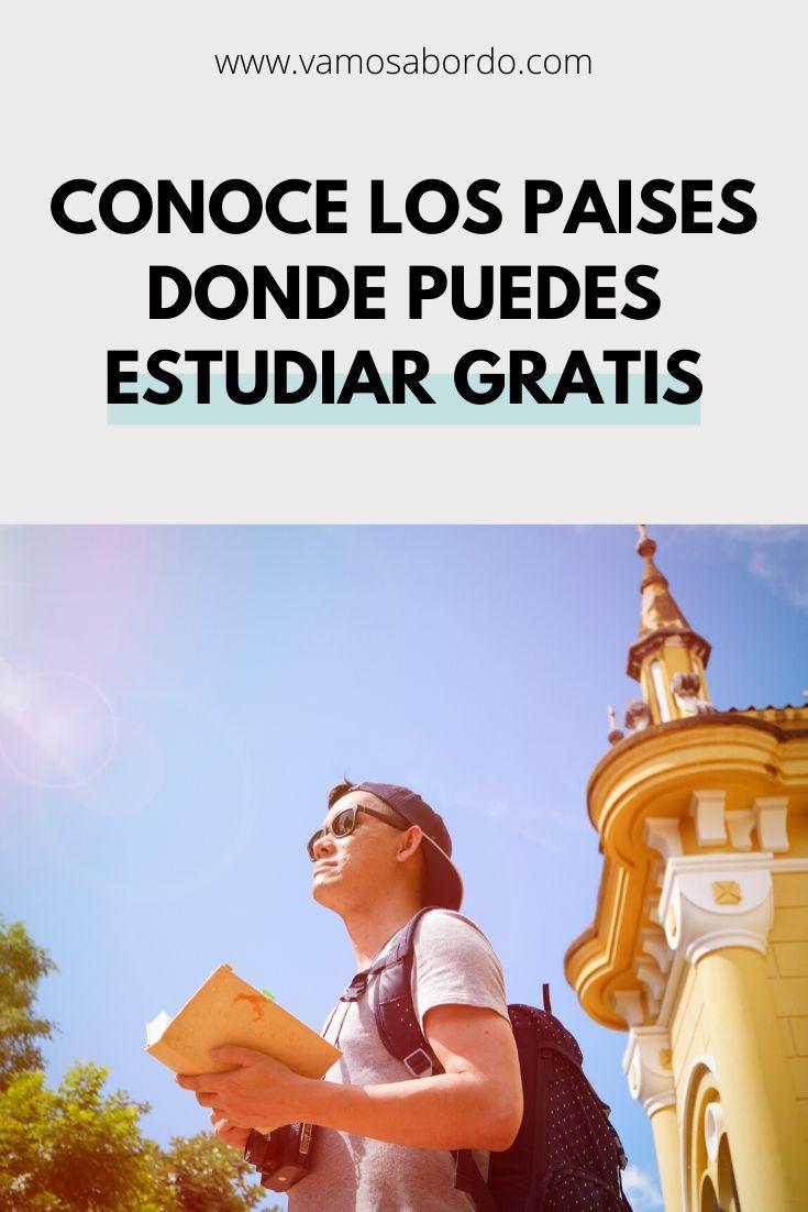 Países Que Te Pagan Por Estudiar Lista Oficial Vamos A Bordo En 2020 Cartas De Motivacion Becas En El Extranjero Becas Universitarias
