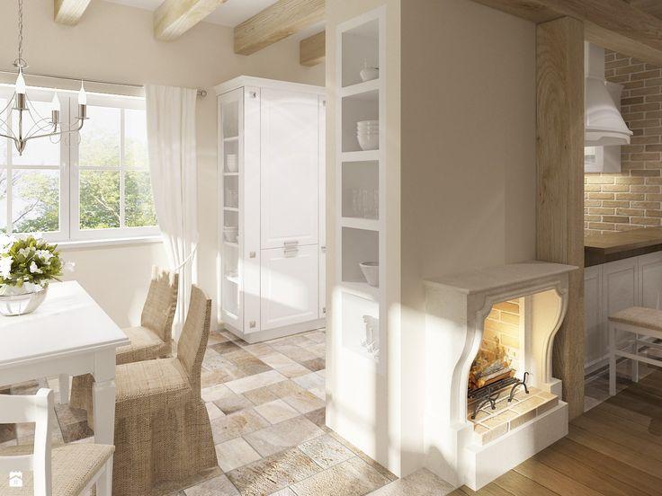 Dom w stylu prowansalskim 5 - zdjęcie od Sublidea Agata Pala - Kuchnia - Styl Prowansalski - Sublidea Agata Pala