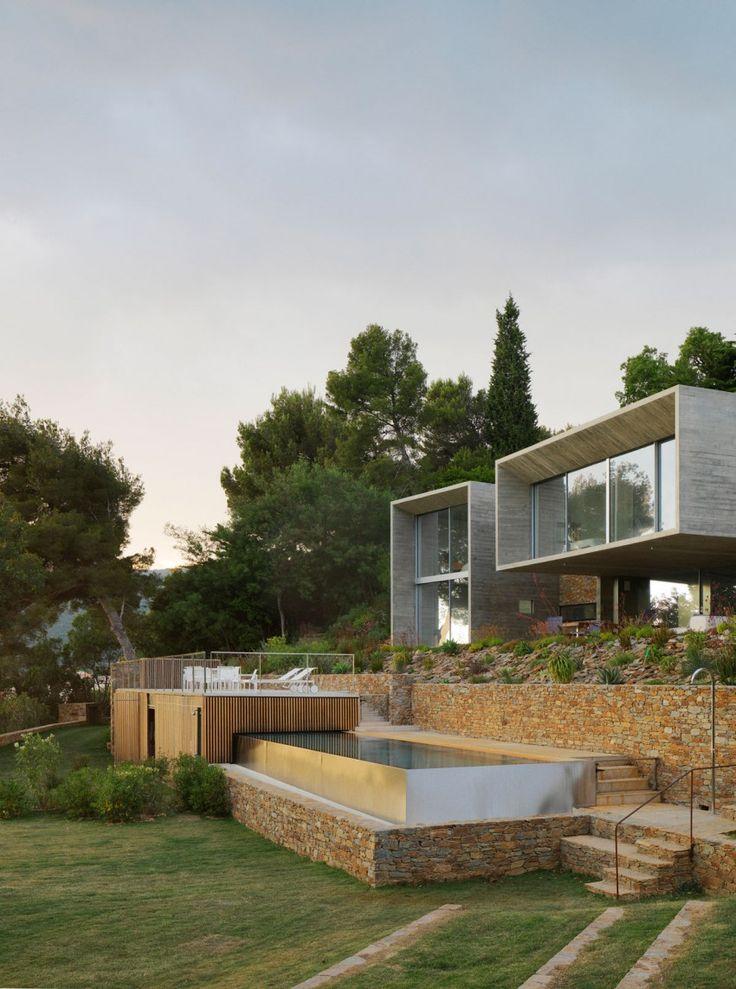 Maison Le Cap by Pascal Grasso Architectures (5)